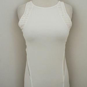 0351f62537ac2 ... STELLA McCARTNEY x ADIDAS white workout tank top ...